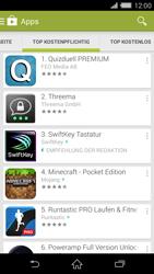 Sony Xperia Z2 - Apps - Installieren von Apps - Schritt 7