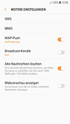 Samsung Galaxy A5 (2017) - SMS - Manuelle Konfiguration - 7 / 11