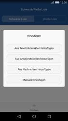 Huawei P8 Lite - Anrufe - Anrufe blockieren - 8 / 12