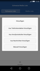 Huawei P8 Lite - Anrufe - Anrufe blockieren - Schritt 8