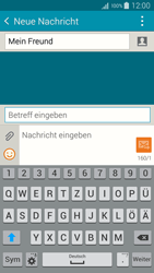 Samsung A300FU Galaxy A3 - MMS - Erstellen und senden - Schritt 14