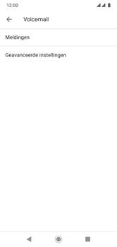Xiaomi Mi A2 Lite - Voicemail - handmatig instellen - Stap 9