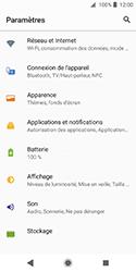 Sony Xperia XZ2 Compact - Réseau - Changer mode réseau - Étape 4