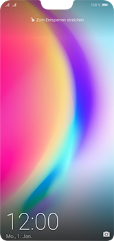 Huawei P20 Lite - Internet - Manuelle Konfiguration - 26 / 27