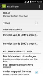 Crosscall Trekker M1 Core - SMS - handmatig instellen - Stap 6