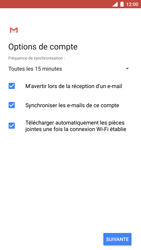 Nokia 8 - E-mail - 032c. Email wizard - Outlook - Étape 10