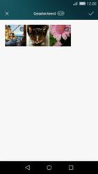 Huawei P8 Lite - E-mail - Bericht met attachment versturen - Stap 14