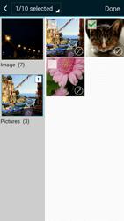 Samsung A300FU Galaxy A3 - MMS - Sending pictures - Step 21