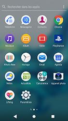 Sony Xperia XZ - Android Oreo - MMS - envoi d'images - Étape 2
