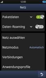 Samsung Wave - MMS - Manuelle Konfiguration - 6 / 21