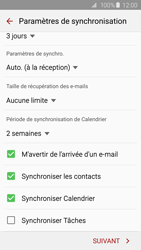 Samsung Galaxy S6 - E-mail - 032c. Email wizard - Outlook - Étape 8