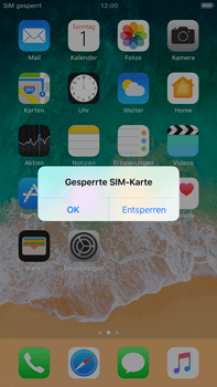 Apple iPhone 7 Plus - iOS 11 - Internet und Datenroaming - Manuelle Konfiguration - Schritt 14