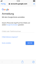 Apple iPhone 6s - E-Mail - Konto einrichten (gmail) - 6 / 11