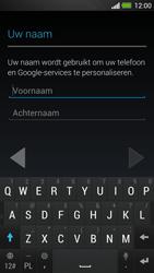 HTC One - Applicaties - Account instellen - Stap 5