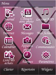 Samsung S7070 Diva - Messagerie vocale - Configuration manuelle - Étape 3