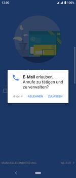 Sony Xperia 10 - E-Mail - Konto einrichten (outlook) - Schritt 13