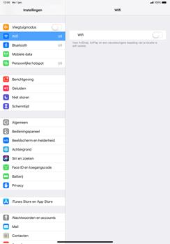 Apple ipad-pro-11-inch-2018-model-a1934 - WiFi - Verbinden met een netwerk - Stap 4