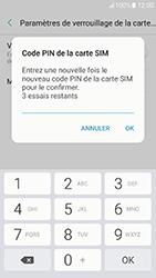 Samsung Galaxy A5 (2017) (A520) - Sécuriser votre mobile - Personnaliser le code PIN de votre carte SIM - Étape 10