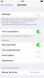 Apple iPhone 6s - iOS 11 - MMS - probleem met ontvangen - Stap 10