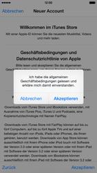 Apple iPhone 6 iOS 8 - Apps - Einrichten des App Stores - Schritt 12