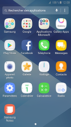 Samsung Galaxy A3 (2017) (A320) - Photos, vidéos, musique - Créer une vidéo - Étape 3