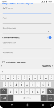 Sony xperia-xz3-dual-sim-model-h9436 - E-mail - Account instellen (IMAP met SMTP-verificatie) - Stap 17