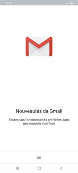 Samsung Galaxy S20+ - E-mails - Ajouter ou modifier votre compte Yahoo - Étape 5