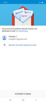 Samsung Galaxy Note20 - E-mails - Ajouter ou modifier votre compte Gmail - Étape 13