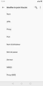 OnePlus 5T - Internet - Configuration manuelle - Étape 11