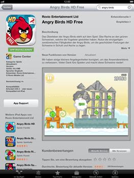 Apple iPad 3 - Apps - Herunterladen - Schritt 13