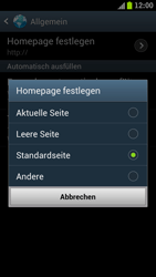 Samsung I9300 Galaxy S III - Internet - Manuelle Konfiguration - Schritt 21