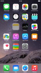 Apple iPhone 6 Plus - iOS 8 - Operazioni iniziali - Personalizzazione della schermata iniziale - Fase 4