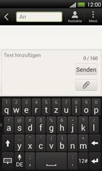 HTC One V - MMS - Erstellen und senden - 6 / 18