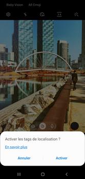 Samsung Galaxy S10 - Photos, vidéos, musique - Prendre une photo - Étape 5