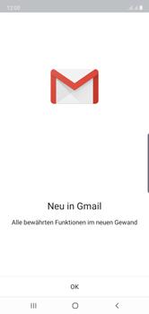Samsung Galaxy Note 10 - E-Mail - Manuelle Konfiguration - Schritt 5