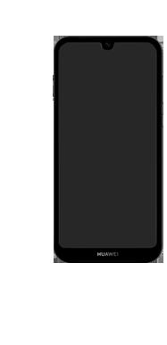 Huawei Y5 (2019) - Toestel - simkaart plaatsen - Stap 8