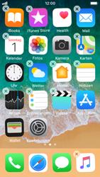 Apple iPhone SE - iOS 11 - Mehrere App-Symbole gleichzeitig verschieben - 5 / 5