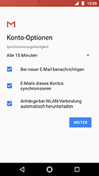Motorola Moto G5s - E-Mail - Konto einrichten (outlook) - Schritt 10