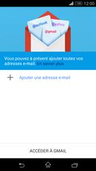 Sony D5803 Xperia Z3 Compact - E-mail - Configuration manuelle (gmail) - Étape 6
