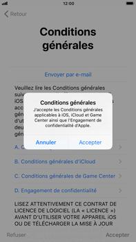 Apple iPhone 8 Plus - Premiers pas - Créer un compte - Étape 34