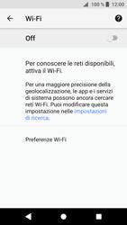 Sony Xperia XZ1 - WiFi - Configurazione WiFi - Fase 6