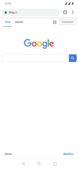 OnePlus 7 Pro - Internet et connexion - Naviguer sur internet - Étape 10