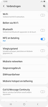 Samsung Galaxy A80 - wifi - schakel Wi-Fi Assistentie uit - stap 6