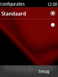 Nokia Asha 300 - Internet - automatisch instellen - Stap 9