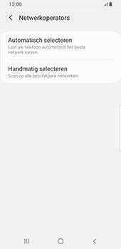 Samsung galaxy-s8-sm-g950f-android-pie - Buitenland - Bellen, sms en internet - Stap 7