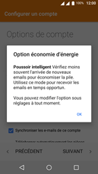Wiko U-Feel Lite - E-mail - Configuration manuelle (outlook) - Étape 13