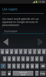 Samsung Galaxy Trend Plus (S7580) - Applicaties - Account aanmaken - Stap 5
