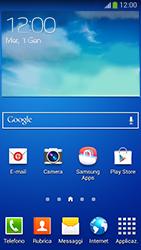 Samsung SM-G3815 Galaxy Express 2 - Rete - Selezione manuale della rete - Fase 1