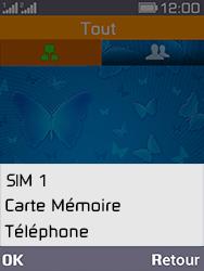 Archos F28 - Contact, Appels, SMS/MMS - Ajouter un contact - Étape 6