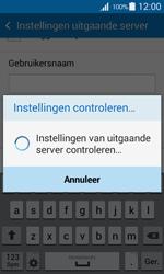 Samsung G357 Galaxy Ace 4 - E-mail - e-mail instellen: IMAP (aanbevolen) - Stap 16